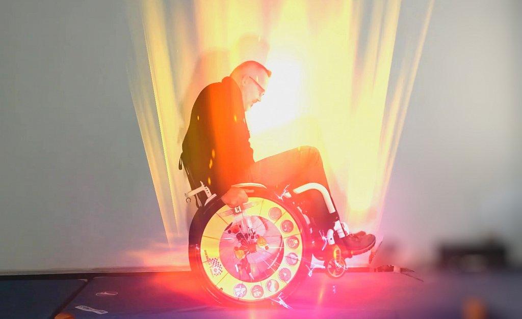 Rollstuhlfahrschule